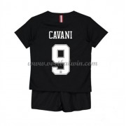 Paris Saint Germain PSG Voetbaltenue Kind 2019-20 Edinson Cavani 9 Third Shirt..
